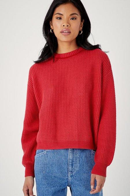 Back Beat Co. Organic Cotton Larkin Pullover