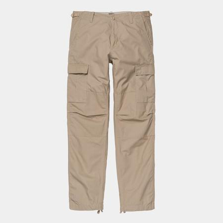 CARHARTT WIP Aviation Pant - Leather Rinsed