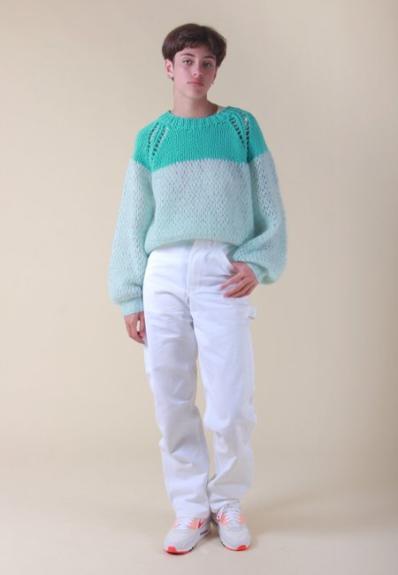 Résumé Dandy Pullover - mint