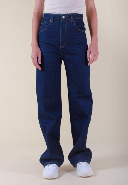 Rollas Heidi Jeans - jane organic blue
