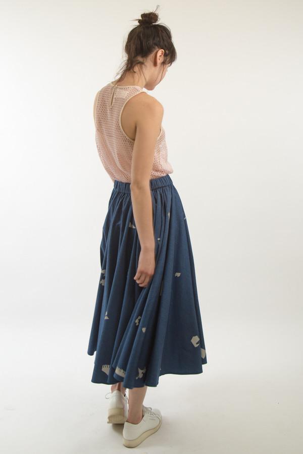 Starstyling Shreddy Long Skirt