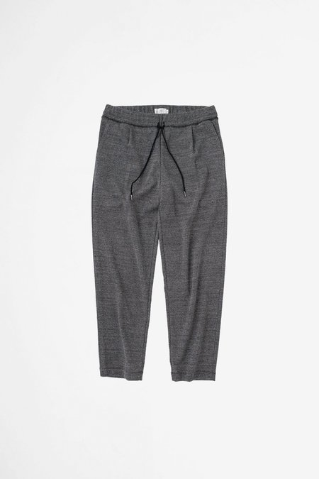 Still By Hand Relaxed jersey pants - grey