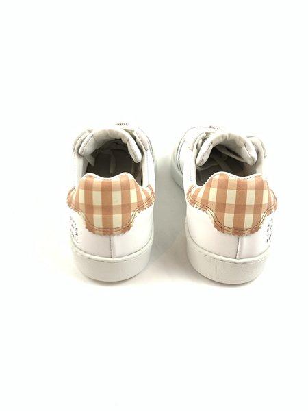 Loeffler Randall Keeley Sneakers - Amber Gingham