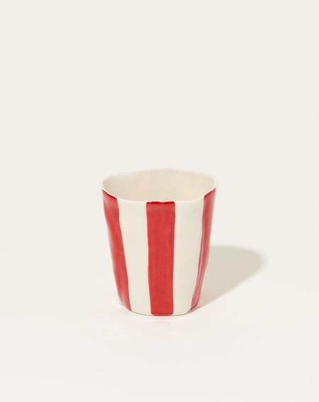 Isabel Halley Wine Cup - Red