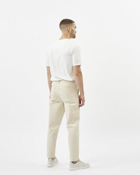 Minimum craig casual pants - broken white