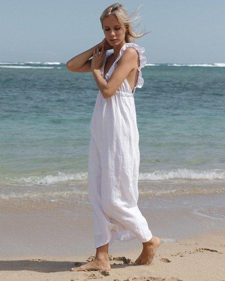 harly jae Milos dress - White