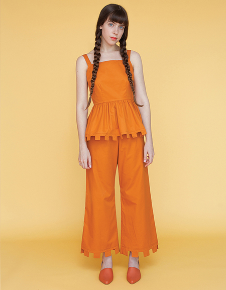Samantha Pleet Castle Pants