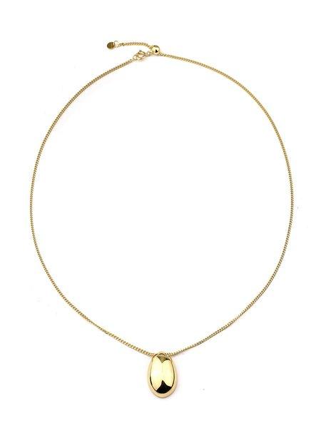 CINCO Klein Necklace - Gold
