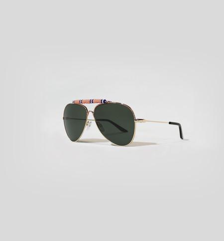 Michael Nelson Exclusive Sunglasses Pink/Blue