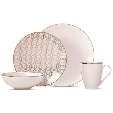 Lenox Trianna 4-Piece Place Setting dinnerware - Blush