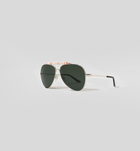 Michael Nelson Exclusive Sunglasses White/Pink