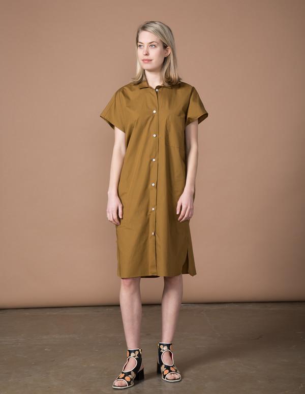SBJ Austin R Dress - Mocha