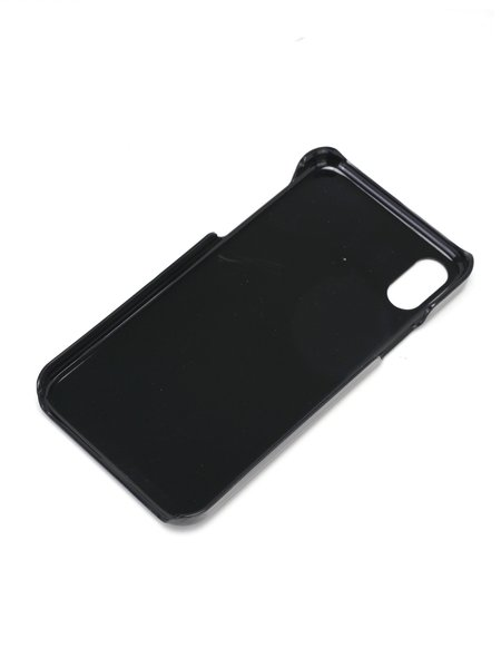 Maison Kitsuné Parisien Iphone Case - Black