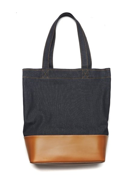 A.P.C. Tote Axelle - Caf Caramel