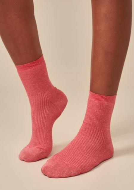 Bellerose Fesday Socks - pink