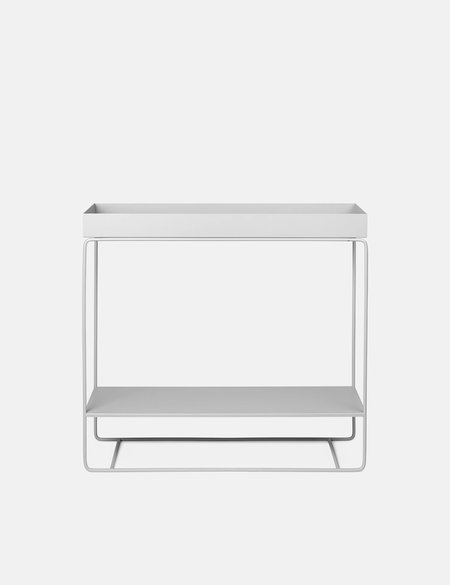 Ferm Living Plant Box Two Tier - Light Grey