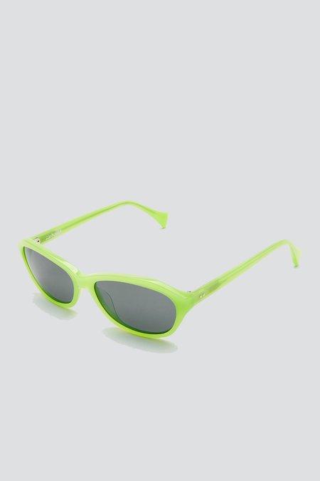 Sun Buddies Acetate Wesley eyewear - Slime Green