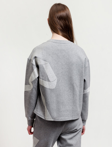 Christopher Raeburn Womens Grey Crewneck Sweatshirt