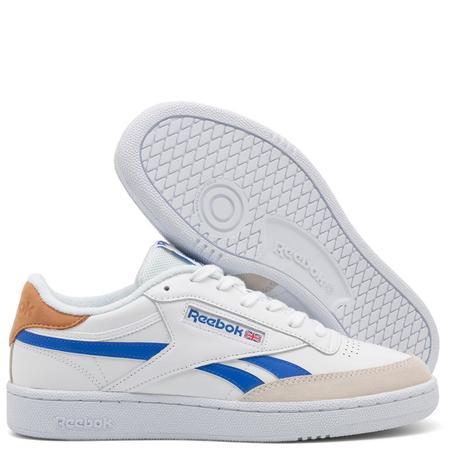 Reebok Club C Revenge Sneakers - White/Court Blue