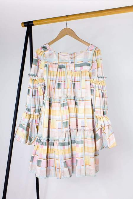 Aje L'Esprit Dress - Summer Pastels