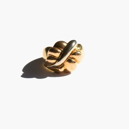 Kindred Black Luigia Ring - Gold