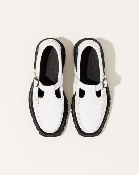 Hereu Alber Sport loafer - White