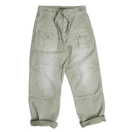 Nigel Cabourn Race Pant - Washed Army