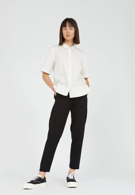 Armedangels AAGAT made of Organic Cotton Mix Blouse - white