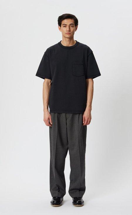 mfpen Pocket tee - washed black