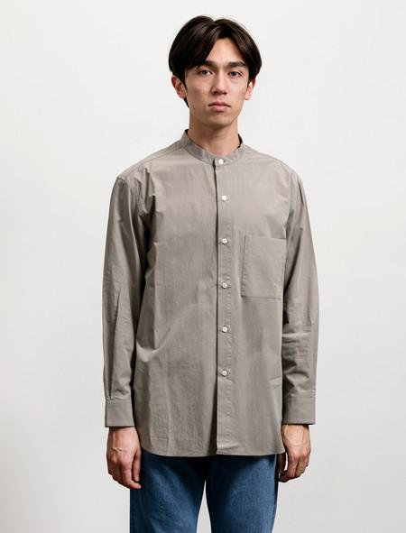 Cristaseya Mao Shirt II - Khaki