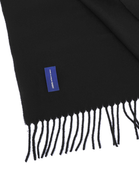 Comme des Garçons 2020 Wool Scarf