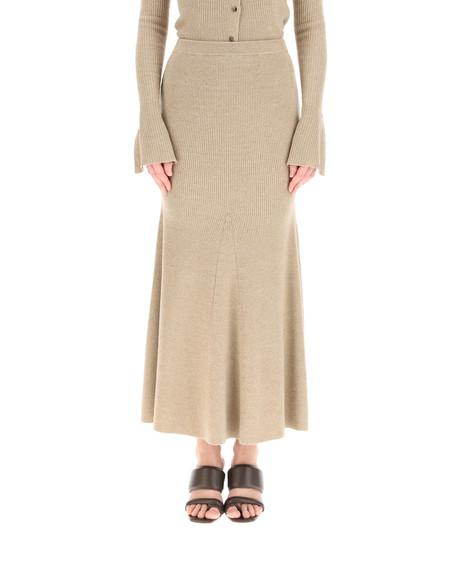 Nanushka Alina Midi Skirt