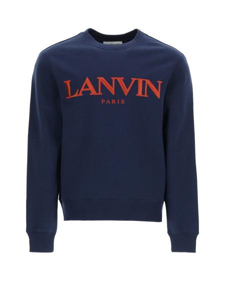 Lanvin Sweatshirt With Logo