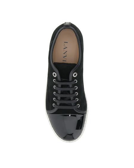 Lanvin DBB1 Basket Sneakers