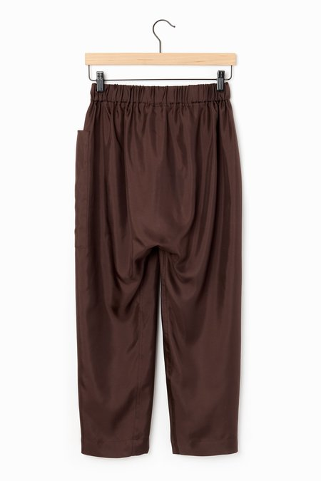 Sofie D'Hoore Punch Pant - Cacao