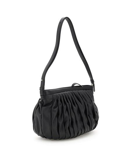 Mansur Gavriel Balloon Shoulder Bag - black