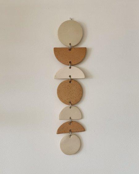 """Jenna Leigh Ceramics 15"""" Ceramic Wall Hanging"""
