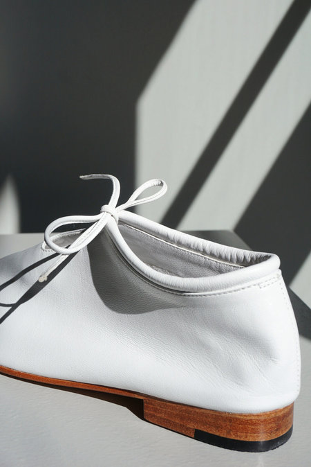 MARTINIANO LACED BOOTIE - white