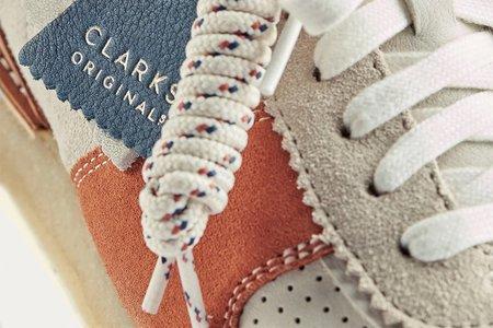 Clarks Tor Run Rust Combi sneakers - multi
