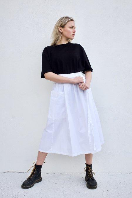 Girls of Dust Prairy Skirt - White