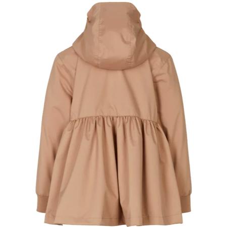 kids marmar copenhagen oda jacket - rose sand