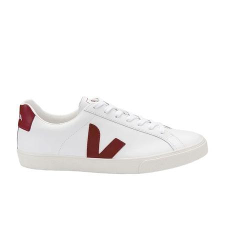 VEJA Esplar Sneakers - White/Marsala