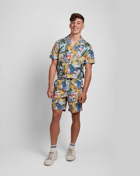 Poplin & Co. Shorts - Parrot Paradise Print