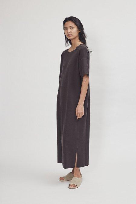 Lauren Manoogian Interlock Tall T Dress - Carbon