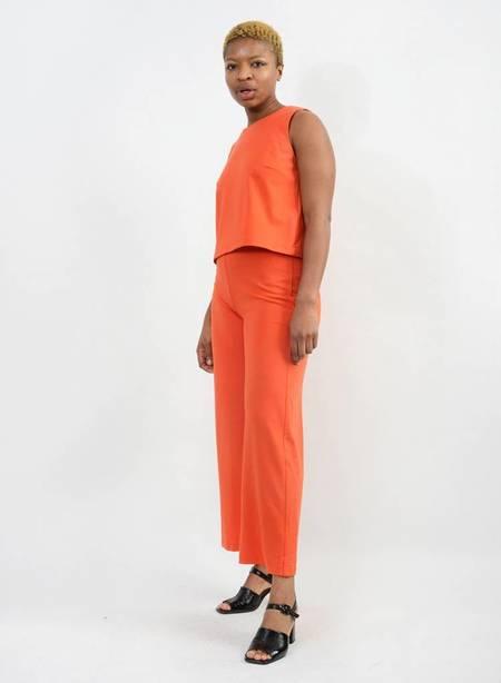 Meg Spring Scorpio Pant - Orange