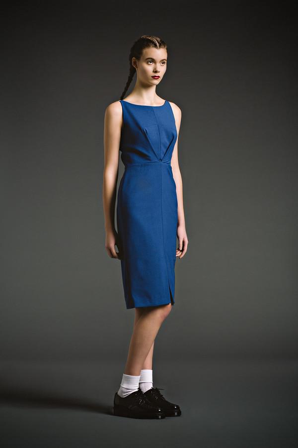 Eliza Faulkner Milah Dress - Blue