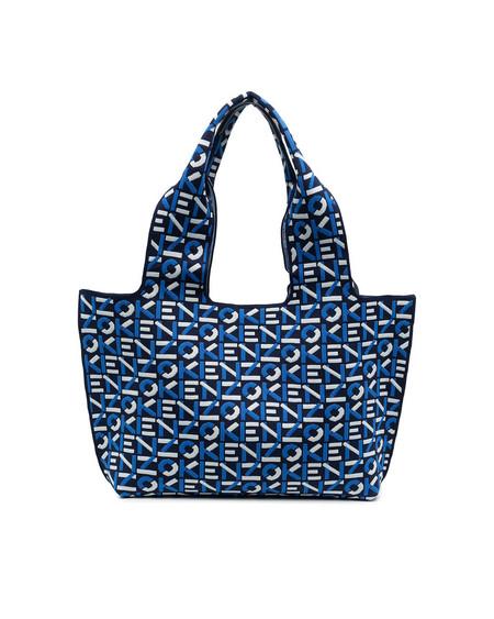 Kenzo Tote Bag - blue