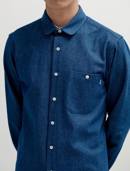 Patrik Ervell Standard Buttondown Uniform Denim