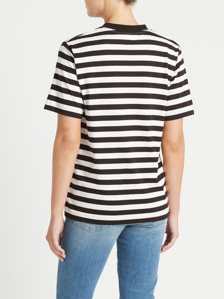 Baum und Pferdgarten Jalo T-shirt - Black/White