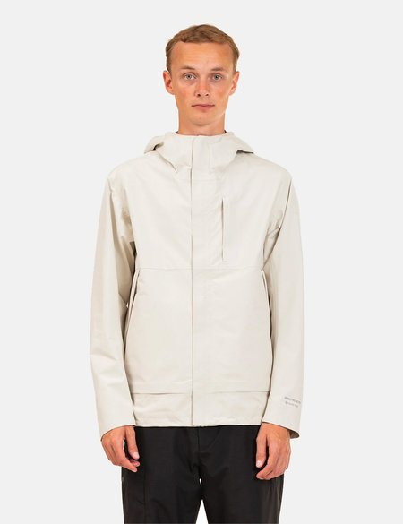 Norse Projects Fyn Shell Gore Tex 3.0 jacket - White
